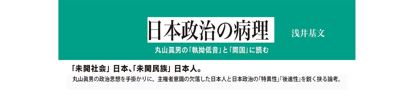 日本政治の病理